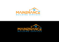 MAIN2NANCE BUILDING SERVICES Logo - Entry #6