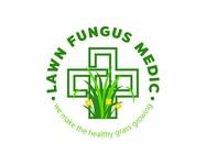 Lawn Fungus Medic Logo - Entry #154