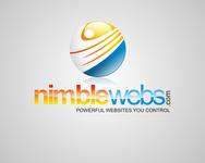 NimbleWebs.com Logo - Entry #35
