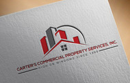 Carter's Commercial Property Services, Inc. Logo - Entry #158