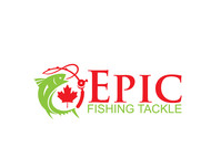 Epic Fishing Tackle Logo - Entry #24