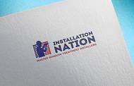 Installation Nation Logo - Entry #138