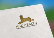 MGK Wealth Logo - Entry #327
