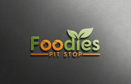 Foodies Pit Stop Logo - Entry #15
