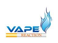 Vape Reaction Logo - Entry #80
