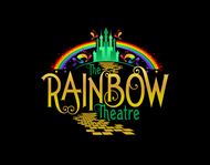 The Rainbow Theatre Logo - Entry #75