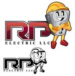 RP ELECTRIC LLC Logo - Entry #16