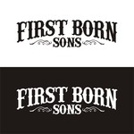 FIRST BORN SONS Logo - Entry #141