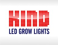 Kind LED Grow Lights Logo - Entry #76