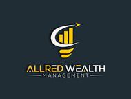 ALLRED WEALTH MANAGEMENT Logo - Entry #766