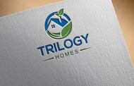 TRILOGY HOMES Logo - Entry #308