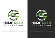 Hemp Seed Connection (HSC) Logo - Entry #99