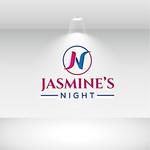 Jasmine's Night Logo - Entry #351