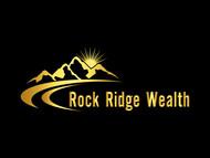 Rock Ridge Wealth Logo - Entry #183