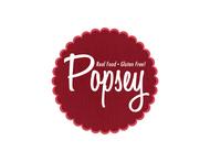 gluten free popsey  Logo - Entry #5