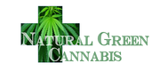 Natural Green Cannabis Logo - Entry #66