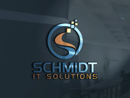 Schmidt IT Solutions Logo - Entry #21