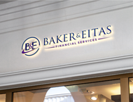 Baker & Eitas Financial Services Logo - Entry #483