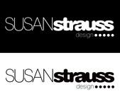 Susan Strauss Design Logo - Entry #295