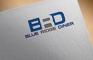 Blue Ridge Diner Logo - Entry #12