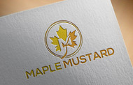 Maple Mustard Logo - Entry #77