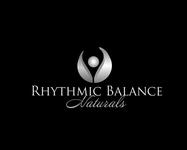 Rhythmic Balance Naturals Logo - Entry #139