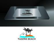 Tuzzins Beach Logo - Entry #258