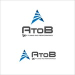 A to B Tuning and Performance Logo - Entry #204