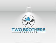 Two Brothers Roadhouse Logo - Entry #112