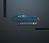 Hard drive garage Logo - Entry #363