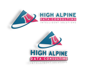 High Alpine Data Consulting (HAD Consulting?) Logo - Entry #96