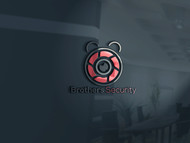 Brothers Security Logo - Entry #101