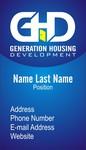 Generation Housing Development Logo - Entry #42