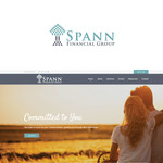Spann Financial Group Logo - Entry #503