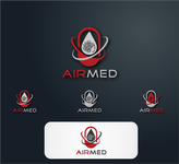 Airmed Logo - Entry #19