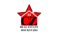 CZ Real Estate Rockstars Logo - Entry #139