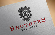 Brothers Security Logo - Entry #173