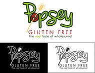 gluten free popsey  Logo - Entry #171