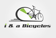 i & a Bicycles Logo - Entry #36