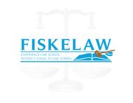 Fiskelaw Logo - Entry #108
