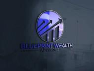 Blueprint Wealth Advisors Logo - Entry #481