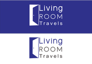 Living Room Travels Logo - Entry #19