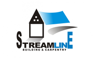 STREAMLINE building & carpentry Logo - Entry #8