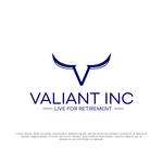 Valiant Retire Inc. Logo - Entry #28