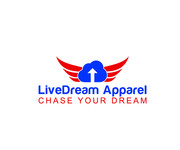 LiveDream Apparel Logo - Entry #242