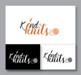 Kind Knits Logo - Entry #76