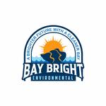 Bay Bright Environmental Logo - Entry #19