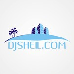 search the town .com     or     djsheil.com Logo - Entry #62