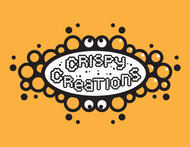 Crispy Creations logo - Entry #104