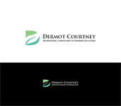 Dermot Courtney Behavioural Consultancy & Training Solutions Logo - Entry #29